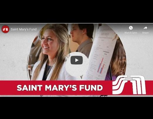 Saint Mary's Fund Video Image Still
